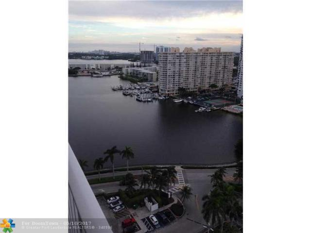 2801 NE 183rd St #2103, Aventura, FL 33160 (MLS #F10054906) :: Green Realty Properties