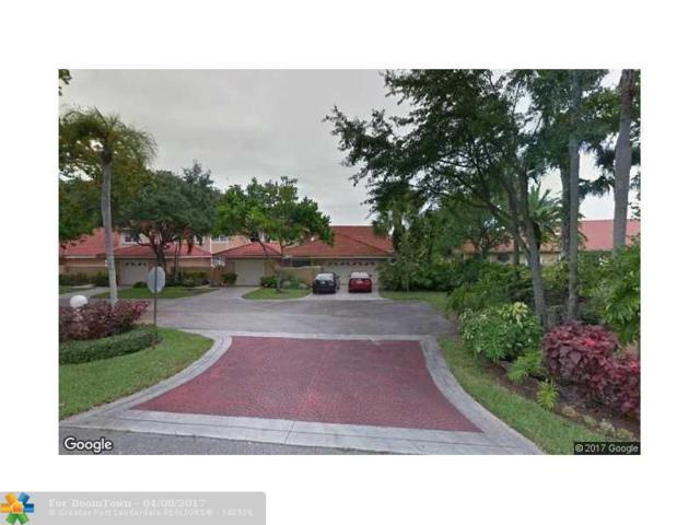 4117 W Palm Aire Dr B1, Pompano Beach, FL 33069 (MLS #F10059130) :: Green Realty Properties