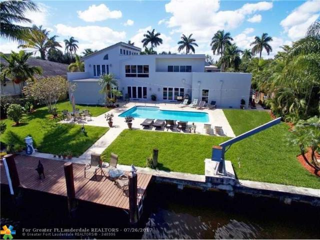 2330 Sw 27th Ave, Fort Lauderdale, FL 33312 (MLS #F10059151) :: Green Realty Properties