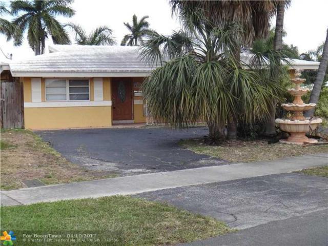 450 SE 5th Ter, Pompano Beach, FL 33060 (MLS #F10060188) :: Green Realty Properties