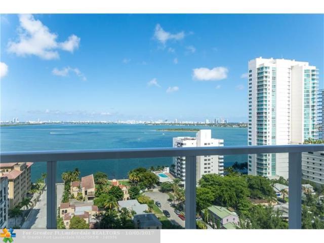 600 NE 27th St #1702, Miami, FL 33137 (MLS #F10063612) :: Green Realty Properties