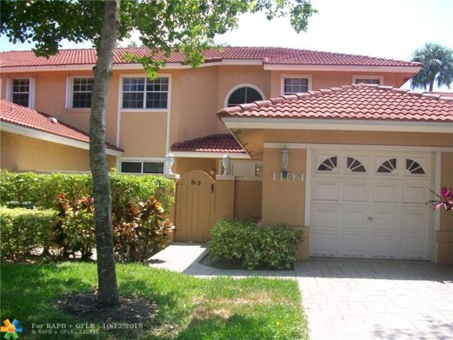 4104 Carriage Dr 3D, Pompano Beach, FL 33069 (MLS #F10064814) :: RICK BANNON, P.A. with RE/MAX CONSULTANTS REALTY I