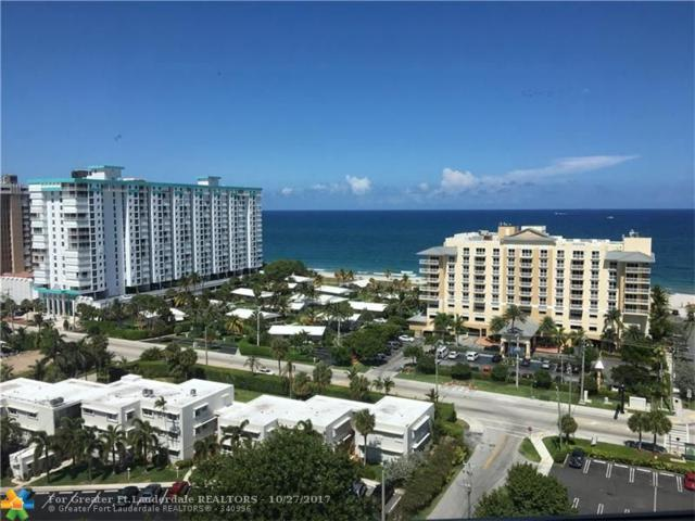 1200 Hibiscus Avenue #1602, Pompano Beach, FL 33062 (MLS #F10066217) :: Green Realty Properties