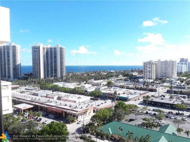 3233 NE 34th St #1612, Fort Lauderdale, FL 33308 (MLS #F10066817) :: Green Realty Properties