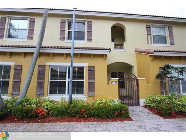 3375 Merrick Lane #706, Margate, FL 33063 (MLS #F10069817) :: Green Realty Properties