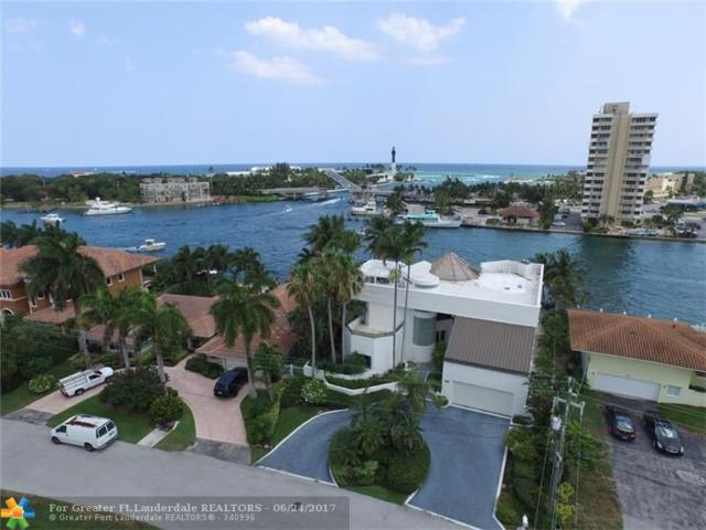 2702 NE 24TH ST, Lighthouse Point, FL 33064 (MLS #F10070187) :: Green Realty Properties