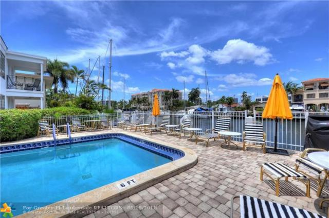 125 Isle Of Venice Dr #8, Fort Lauderdale, FL 33301 (MLS #F10071039) :: Green Realty Properties