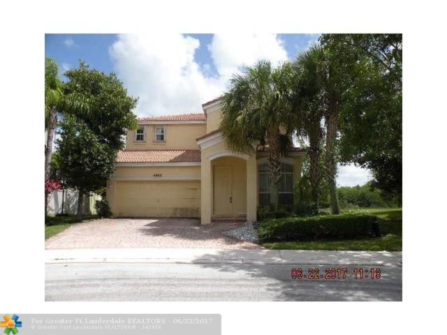 4802 SW 157th Way, Miramar, FL 33027 (MLS #F10073789) :: Green Realty Properties