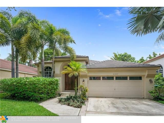 10357 Lima St, Cooper City, FL 33026 (MLS #F10074771) :: Green Realty Properties