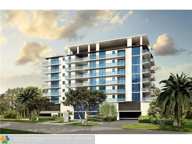 3225 NE 5th Street #601, Pompano Beach, FL 33062 (MLS #F10077106) :: Green Realty Properties