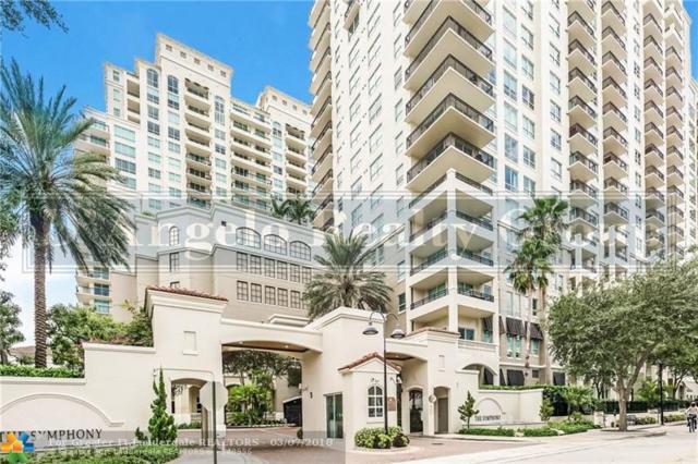 610 W Las Olas Blvd 821N, Fort Lauderdale, FL 33312 (MLS #F10077463) :: Green Realty Properties