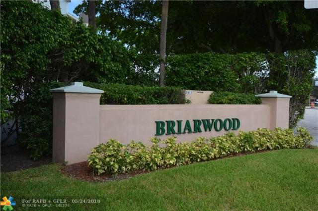 3455 Brokenwoods Dr 2-M, Coral Springs, FL 33065 (MLS #F10077708) :: Green Realty Properties