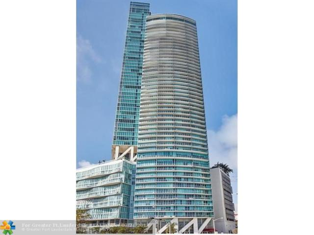 888 Biscayne Blvd #2502, Miami, FL 33132 (MLS #F10078013) :: Green Realty Properties