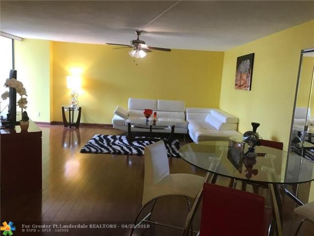 600 Parkview Dr #811, Hallandale, FL 33009 (MLS #F10080280) :: Green Realty Properties