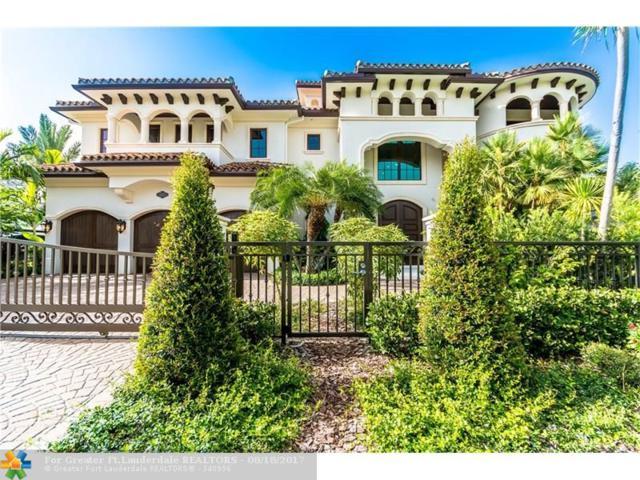 2319 NE 28th St, Lighthouse Point, FL 33064 (MLS #F10080821) :: Green Realty Properties