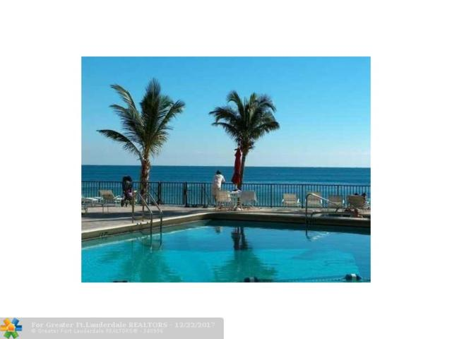 3800 Galt Ocean Dr #512, Fort Lauderdale, FL 33308 (MLS #F10081475) :: The Paiz Group