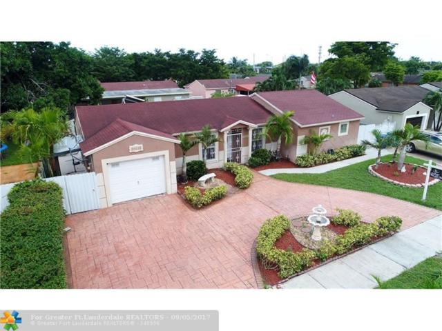 20019 NW 57th Place, Miami Gardens, FL 33015 (MLS #F10082136) :: Green Realty Properties