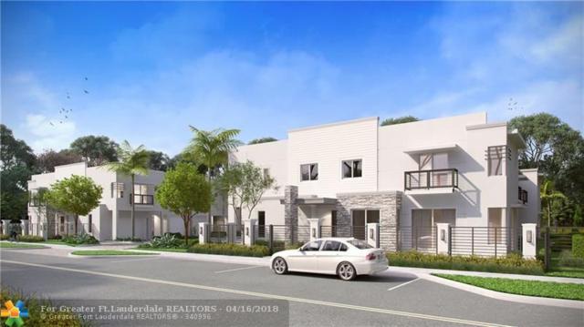 815 NE 17TH AVE #6, Fort Lauderdale, FL 33304 (MLS #F10082647) :: Green Realty Properties