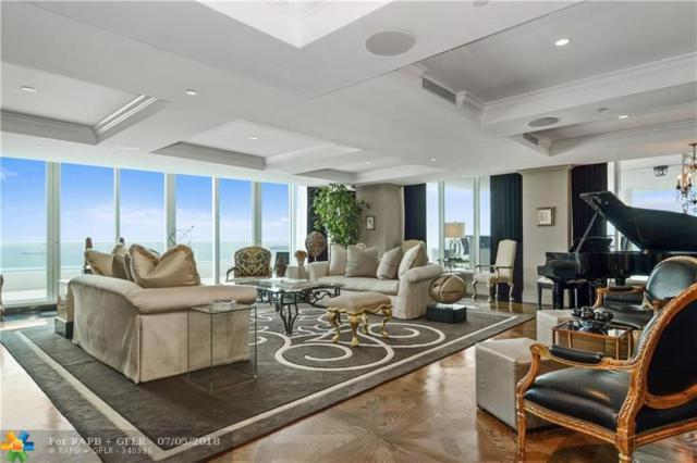 1 N Fort Lauderdale Beach Blvd #2203, Fort Lauderdale, FL 33304 (MLS #F10083565) :: Green Realty Properties