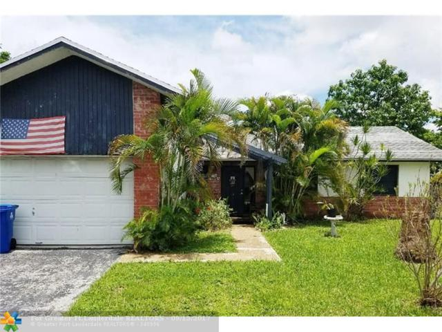 4654 NW 93rd Ter, Sunrise, FL 33351 (MLS #F10085037) :: Green Realty Properties