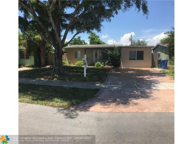 5365 NE 2nd Ave, Oakland Park, FL 33334 (MLS #F10085796) :: Castelli Real Estate Services