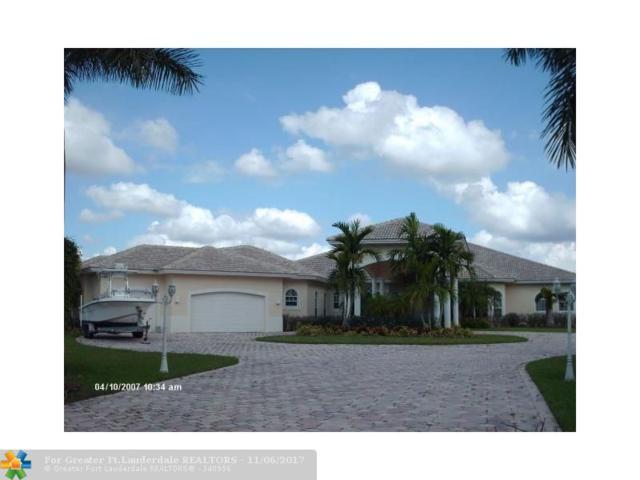 601 Ranch Rd, Weston, FL 33326 (MLS #F10088053) :: Green Realty Properties