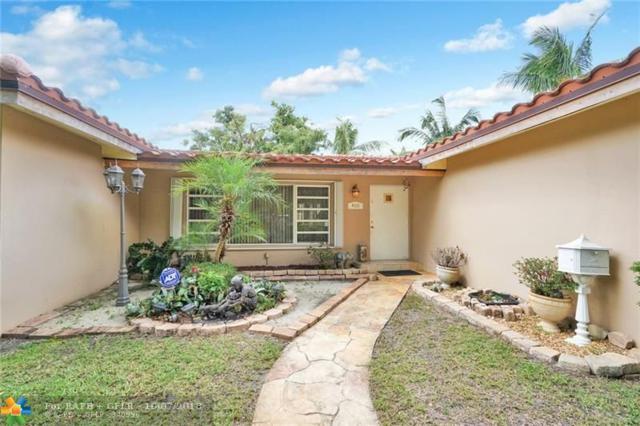 400 S 57th Way, Hollywood, FL 33023 (MLS #F10088512) :: Green Realty Properties
