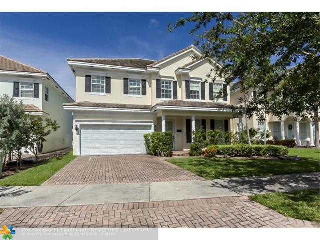 1311 SW 23rd St, Fort Lauderdale, FL 33315 (MLS #F10089128) :: Green Realty Properties