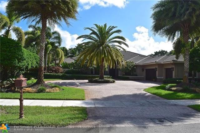 2540 SW 102nd Dr, Davie, FL 33324 (MLS #F10090413) :: Green Realty Properties