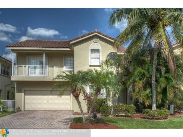 917 NW 127th Ave, Coral Springs, FL 33071 (MLS #F10090677) :: Green Realty Properties