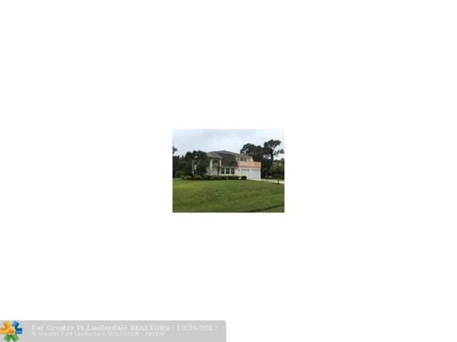 1318 SW Melrose, Port Saint Lucie, FL 34953 (MLS #F10090754) :: Green Realty Properties