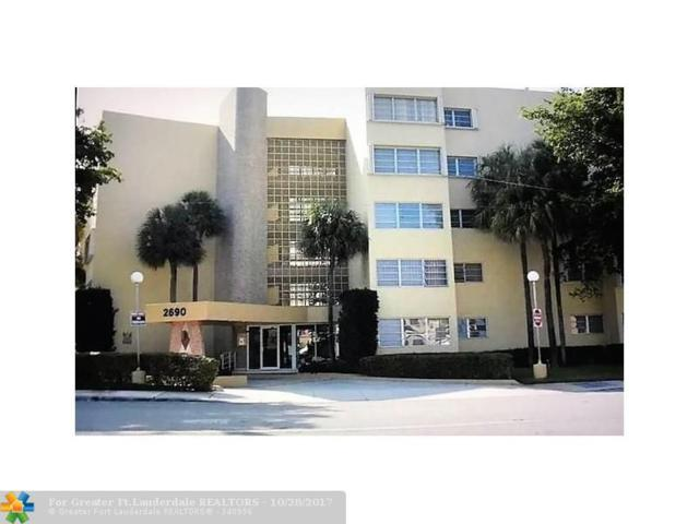 2690 SW 22nd Ave #504, Miami, FL 33133 (MLS #F10091367) :: Green Realty Properties