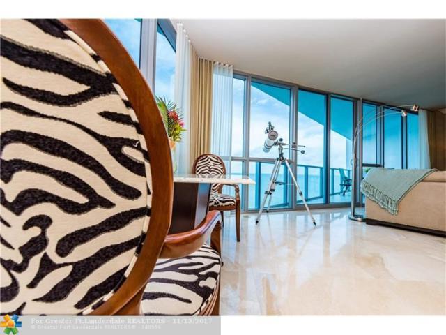 3101 S Ocean Dr #1105, Hollywood, FL 33019 (MLS #F10091681) :: Green Realty Properties