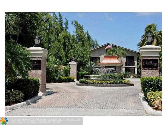 1696 S Ocean Ln #268, Fort Lauderdale, FL 33316 (MLS #F10091687) :: Green Realty Properties