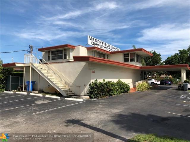 5040 NE 13th Ave, Oakland Park, FL 33334 (MLS #F10091739) :: Green Realty Properties
