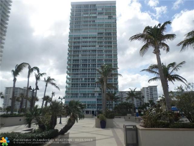 2100 S Ocean Lane #2309, Fort Lauderdale, FL 33316 (MLS #F10091787) :: Green Realty Properties