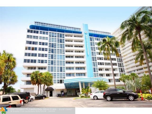 4040 Galt Ocean Dr #811, Fort Lauderdale, FL 33308 (MLS #F10091881) :: Green Realty Properties
