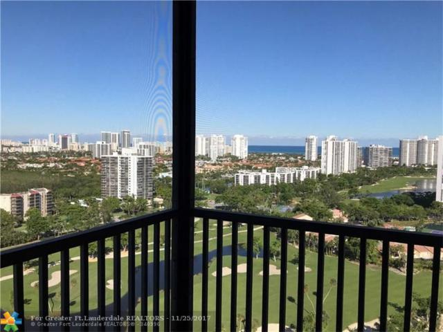 20379 W Country Club Dr #2532, Aventura, FL 33180 (MLS #F10091895) :: Green Realty Properties