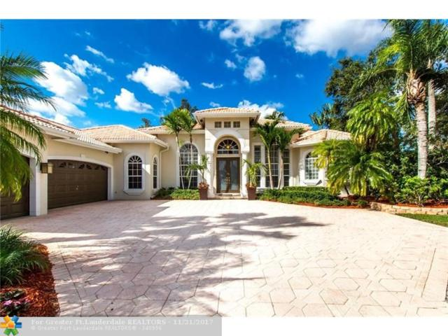 1001 NW 115th Ave, Plantation, FL 33323 (MLS #F10094895) :: Green Realty Properties