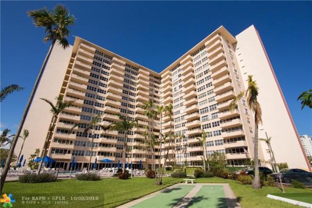 3300 NE 36th St #504, Fort Lauderdale, FL 33308 (MLS #F10094961) :: Green Realty Properties