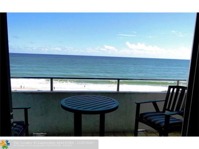 4040 Galt Ocean Dr #504, Fort Lauderdale, FL 33308 (MLS #F10094976) :: Green Realty Properties