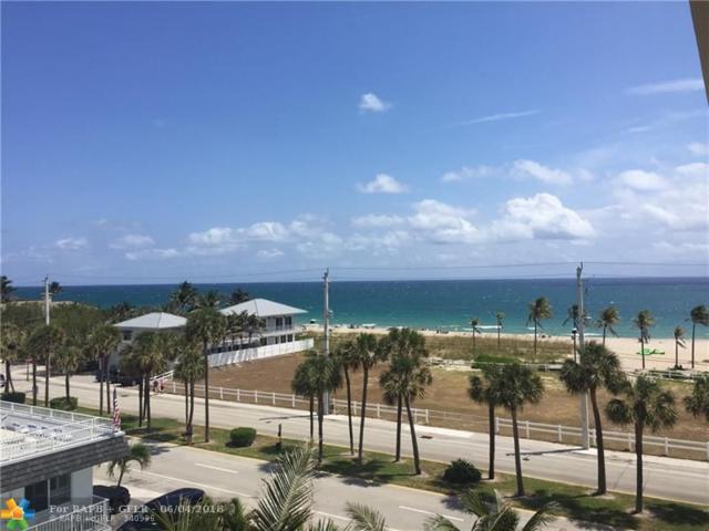 4540 N Ocean Dr #504, Lauderdale By The Sea, FL 33308 (MLS #F10095517) :: Green Realty Properties