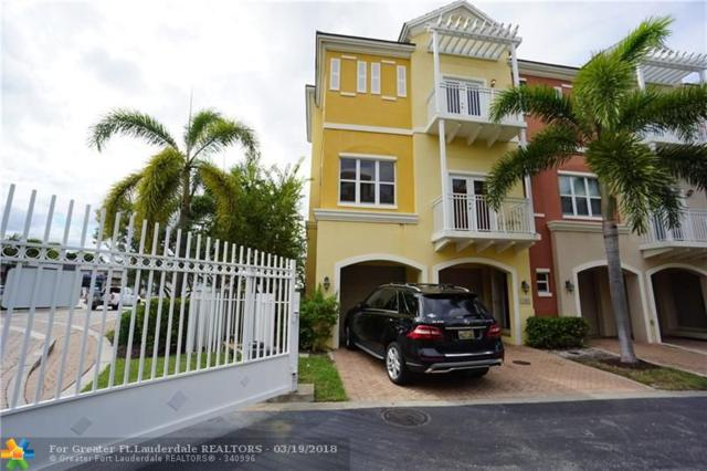 2383 Vintage Dr #2383, Lighthouse Point, FL 33064 (MLS #F10095609) :: Green Realty Properties
