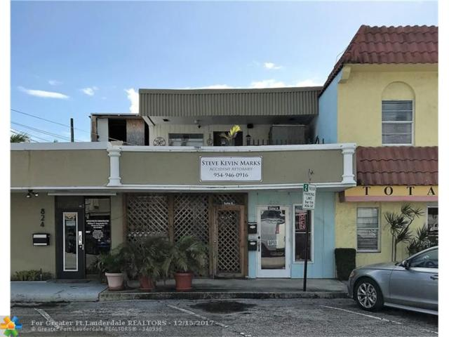 822 SE 9th St, Deerfield Beach, FL 33441 (MLS #F10096055) :: Green Realty Properties