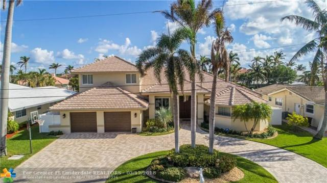 3150 NE 28th Ave, Lighthouse Point, FL 33064 (MLS #F10096159) :: Green Realty Properties