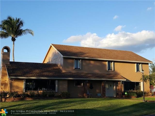 15431 SW 31st St, Davie, FL 33331 (MLS #F10096364) :: Green Realty Properties