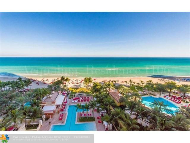 17875 Collins Av #1106, Sunny Isles Beach, FL 33160 (MLS #F10096372) :: Green Realty Properties