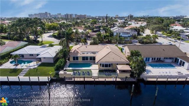 3011 NE 55th Pl, Fort Lauderdale, FL 33308 (MLS #F10096526) :: Green Realty Properties
