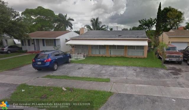 2631 Fillmore St, Hollywood, FL 33020 (MLS #F10096851) :: Green Realty Properties
