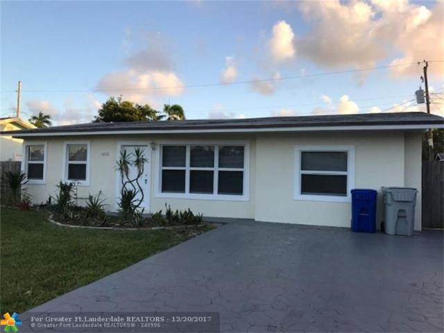 1432 NE 29TH ST, Pompano Beach, FL 33064 (MLS #F10097268) :: Green Realty Properties